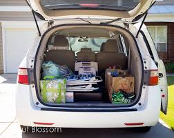 ultimate road trip packing list for families