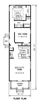 new hshire classic 40 x 16 2 bed sleeps 4 floor plan small 11 best 16 x40 cabin floor plans images on small homes
