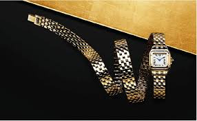 cartier watches bracelet images Cartier at sihh 2018 new panthere santos and baignoire watches jpg