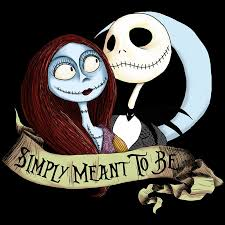 nightmare before christmas jake and sally nightmare before christmas posters by