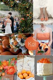 october wedding fabulous fall wedding color palette 2013 trends tulle
