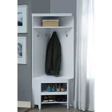 mudroom coat rack with bench seat hall tree furniture mudroom