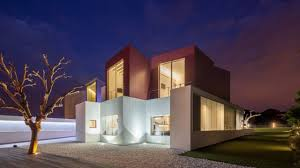 sagemodern private residence in madrid spain modern house designed abiboo