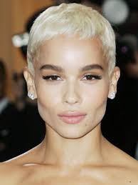 hair styles for black women with square faces on pinterest 9 zoe kravitz hairstyles long braided pixie haircut