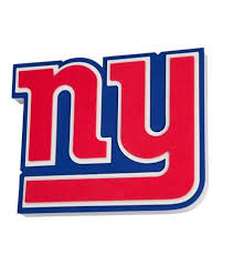 fan foam 3d wall sign new york giants nfl 3d foam logo wall sign fan cave sports