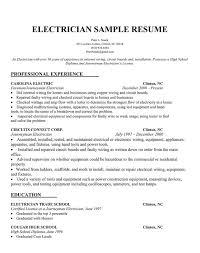 resume examples electrician helper resume ixiplay free resume