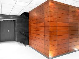 Wooden Wall Panels by Decorative Wood Wall Panels The Wooden Interior Best House Design