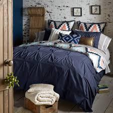 Navy Blue Bedding Set Blue Bedding Set Home Apparel