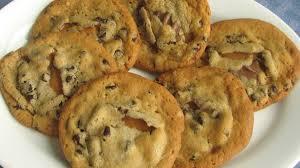 pillsbury melts ready to bake caramel brownie filled cookies