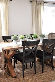 Top  Best Diy Farmhouse Table Ideas On Pinterest Farmhouse - Dining room farm tables