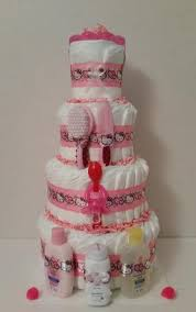 diaper cakes bay gift diaper cakes girls