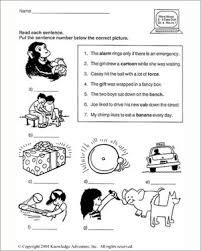the cave kids picture that english vocabulary worksheet for