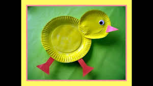easy diy paper plate crafts for kids youtube