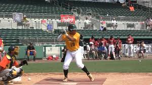 angels draft high outfielder jahmai jones mlb com