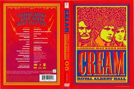 cream royal albert hall london dvd may 2005 2 disc weades