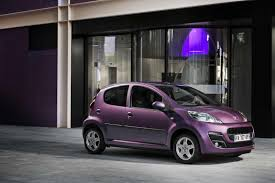 2012 citroen c1 and peugeot 107 revealed photos 1 of 9