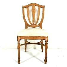 Maple Dining Chair Cowhide Dining Chairs Vintage Maple Dining Chairs In Ivory Cowhide