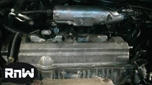 Camry Engine Specs How To Replace A Valve Cover Gasket On A Toyota Camry 2 2l Engine
