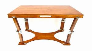 Fold Up Laptop Desk by Spiderlegs Folding Laptop Desk Tray Table 27 Inch Warm Oak Youtube