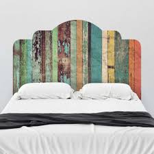 Distressed Wood Headboard Distressed Wood Headboard Gallery With Panels Adhesive Pictures