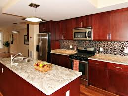 Modern Wood Kitchen Cabinets Kitchen Cabinet Cherry Wood Kitchen Cabinets Design Ideas