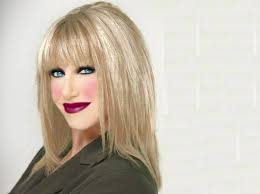 suzanne sommers hair dye suzanne somers vanilla blond hair color and stila fuchsia