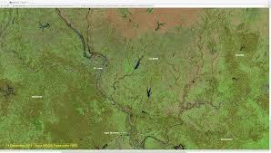 Flooding Missouri Map Flooding In The Missouri Mississippi Ohio River Basins Cimss