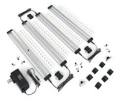 dimmable under cabinet lights new 4 12 inch panels led dimmable under cabinet lighting deluxe