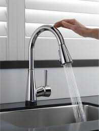 polished nickel kitchen faucets chrome stainless or brushed nickel kitchen faucet
