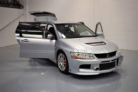 mitsubishi evolution 9 used 2005 mitsubishi lancer evo 9 mr gt wagon for sale in york