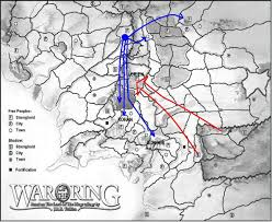 How To Play War by How To Play War Of The Ring All Wrong And Have A Great Time War