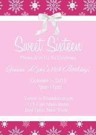 Sweet 16 Invitations Cards Sweet 15 Invitation Cards Alesi Info