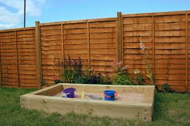Build A Sandpit In Your Backyard How To Build Your Own Sandpit