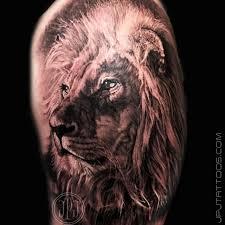 lion tattoos a brave symbology through centuries tattoo life