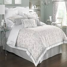 bed linen glamorous gray and white bedding sets comforter sets
