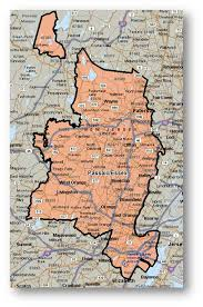 map of essex county nj local advertising in the passaic essex county jersey zone