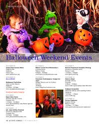 halloween weekend events u2013 active family magazine
