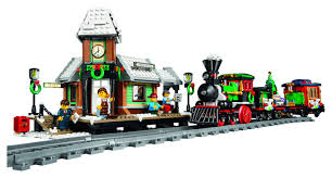 impressions lego creator expert 10259 winter