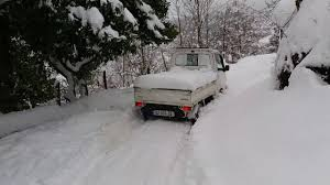 1992 subaru sambar subaru sambar off road snow batumi youtube
