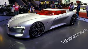 renault concept renault trezor concept car geneva 2017