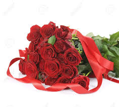 big red roses bouquet border stock photo picture and royalty free