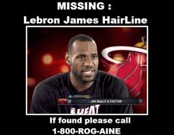 Lebron James Crying Meme - inspired by drake the 50 meanest lebron james hairline memes of