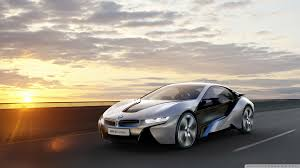 Bmw I8 Night - bmw i8 car concept hd desktop wallpaper high definition