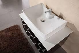 36 vessel sink vanity 36 paris single vessel sink vanity set dec012a bathroom