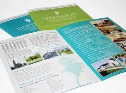 Home Design For Retirement Brochure Design Creative Freedom Design And Marketing