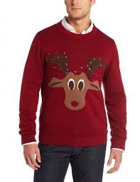 Ugly Christmas Sweater With Lights 10 Trendy Men U0027s Ugly Christmas Sweaters Home Designing