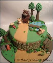 gruffalo cake cakes pinterest cake birthday cakes and