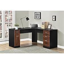 Corner L Desk Desks Hutches L Shaped Or Corner Desk Sears
