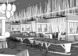 free 3d models shops bar tropical restaurant by duc long