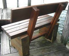 Diy Patio Bench by Diy Patio Bench With Backrest Google Search Patio Ideas